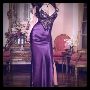 the Seductress full length lingerie